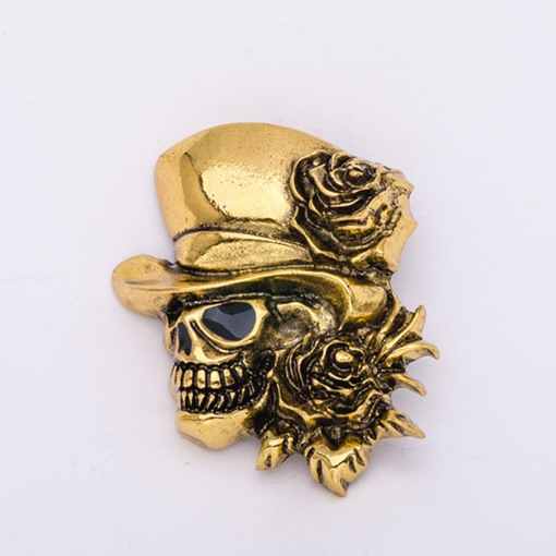 Ericdress Halloween Skeleton European Brooches