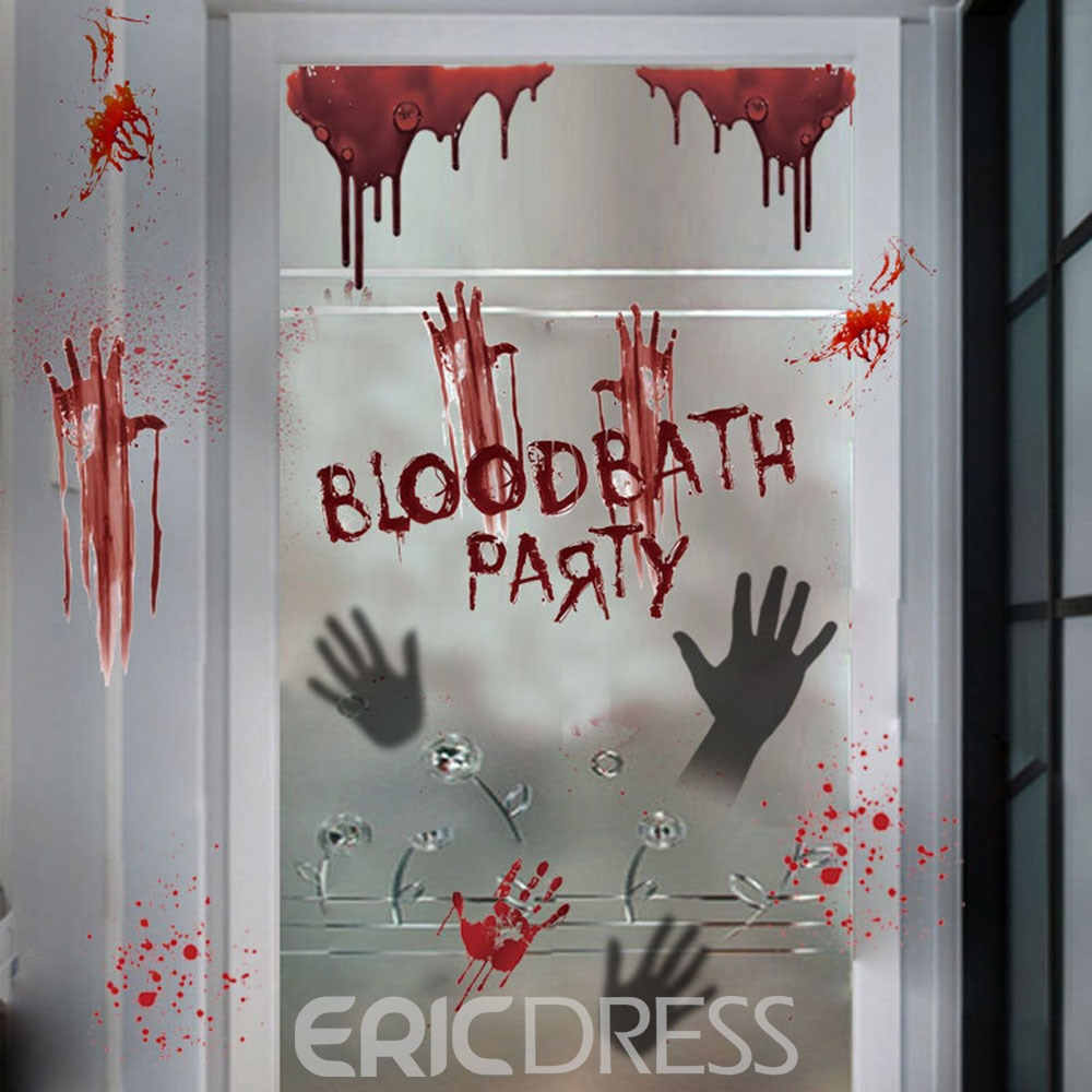 Ericdress Wall Stickers / Halloween Wall Decorations