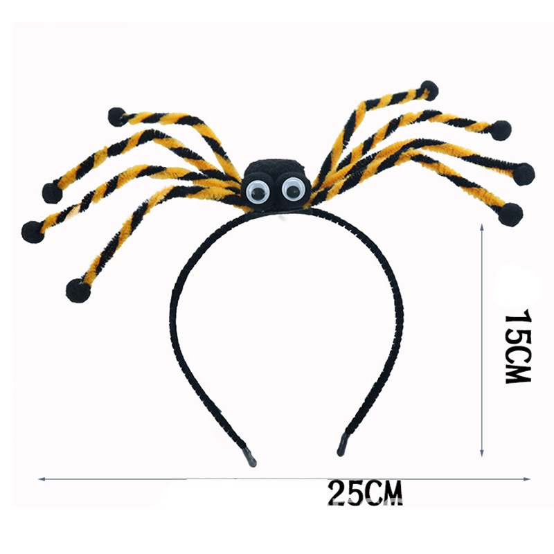 Ericdress Halloween Hairband European Prom Hair Accessories