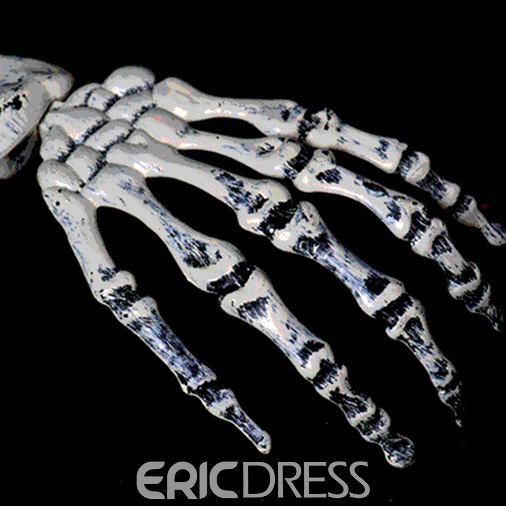 ericdress halloween escritorio calavera decoracion
