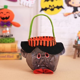 Ericdress Cartoon Halloween Storage Baskets Accessories