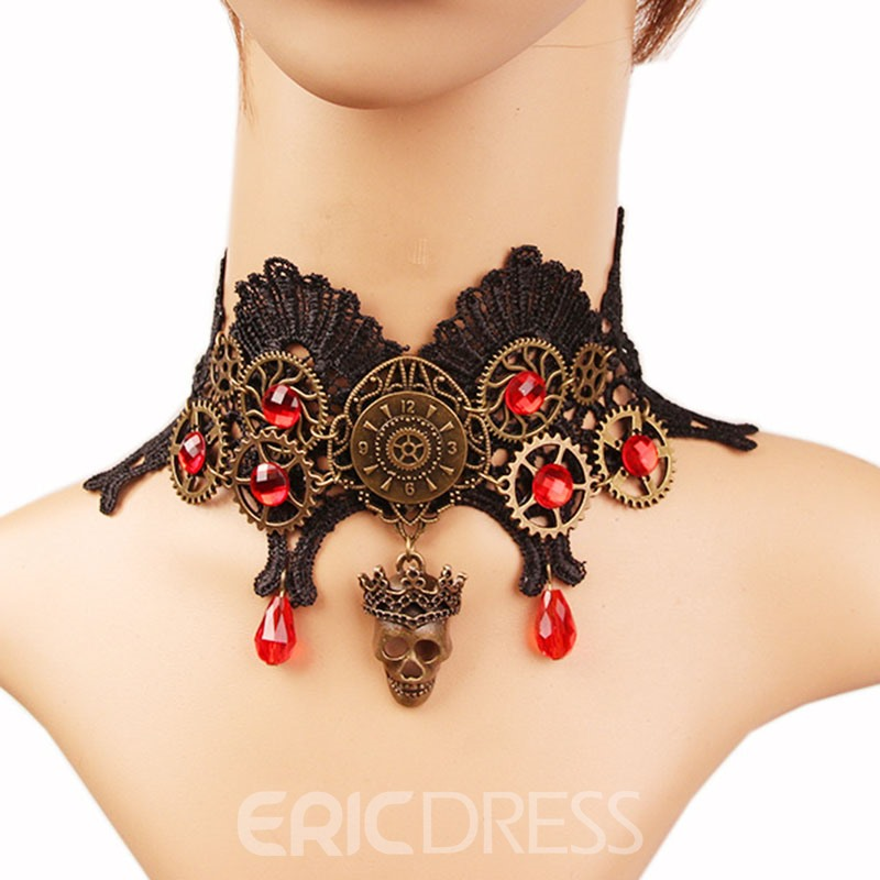 Ericdress European Choker Female Necklaces