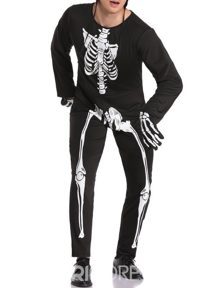 Ericdress Print Classic Halloween Long Sleeve Costumes