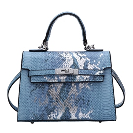 Ericdress Alligator Thread Korean Square Tote Bags