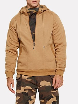 Ericdress Camouflage Print Pullover Hooded Pullover Hoodies
