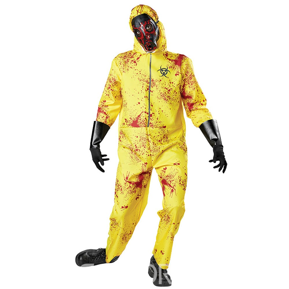 Ericdress Halloween Jumpsuit Costume Props