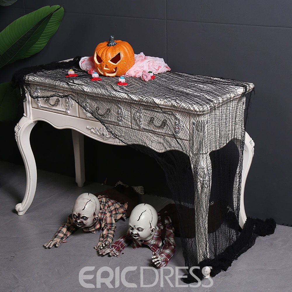ericdress rectangle européen en tissu halloween