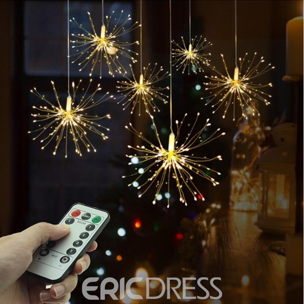Ericdress Halloween Holiday Remote Control Lights