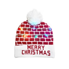 Color Block Christmas Decoration Supplies