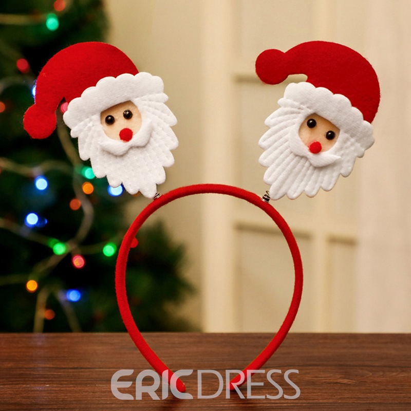 Ericdress Headwear Cloth Christmas Decoration Supplies