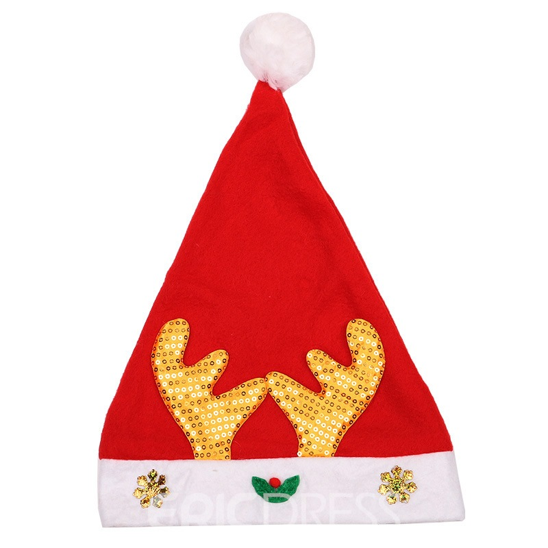 Ericdress Cloth Color Block Christmas Decoration Supplies