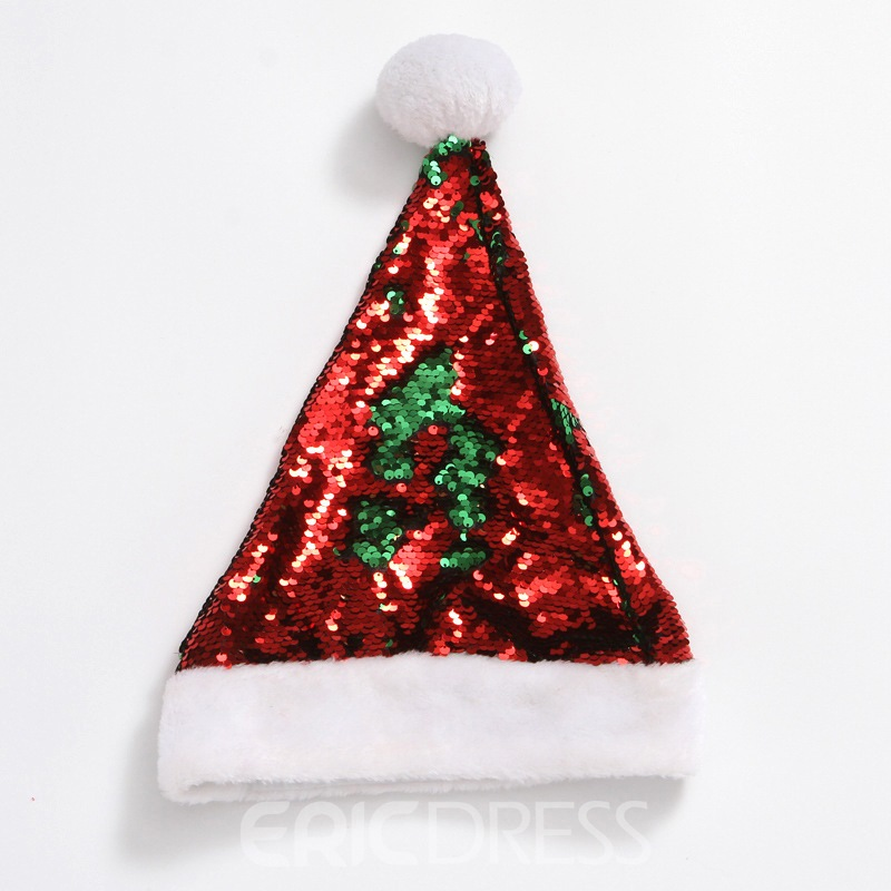 Ericdress Color Block Christmas Decoration Hat Supplies