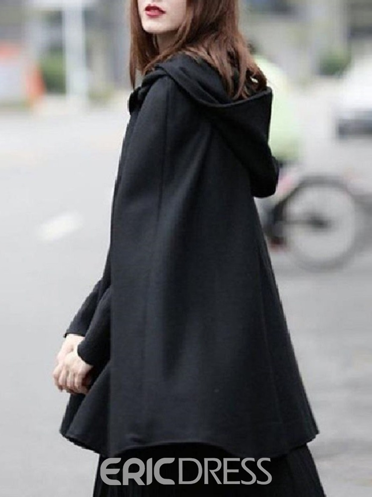 Ericdress Western Plain Winter Cape
