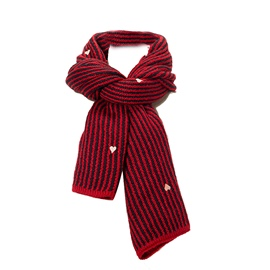 Ericdress Korean Style Scarf Stripe Scarves
