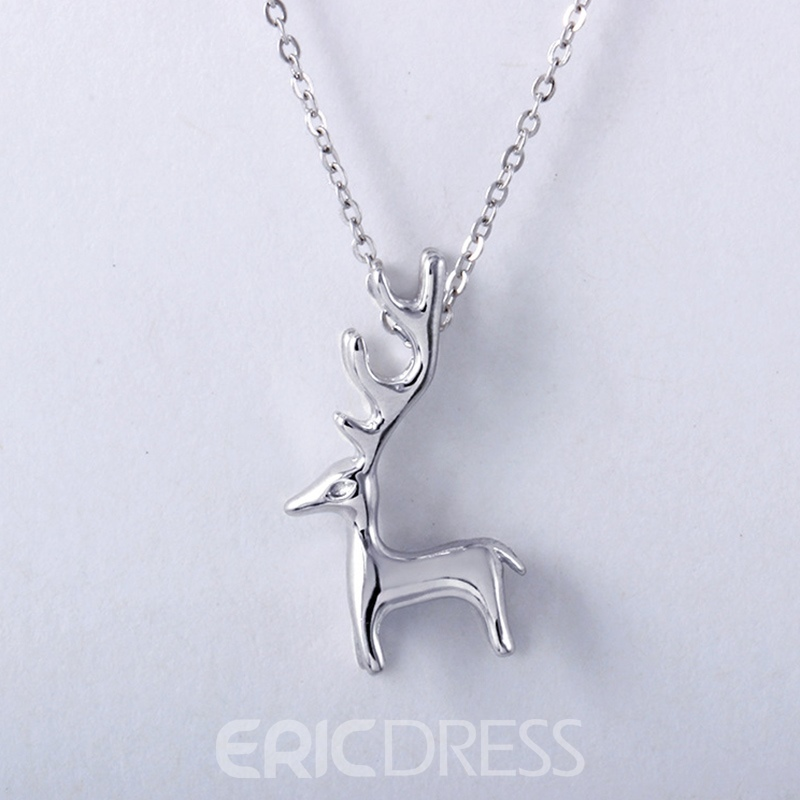 Ericdress Korean Chain Necklace Female Necklaces