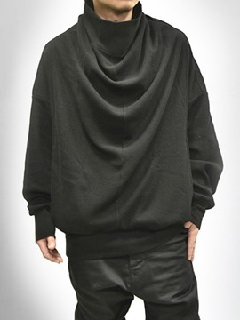 Ericdress Pullover Plain Pullover Loose Hoodies