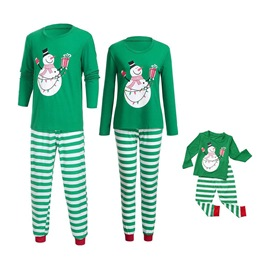 Ericdress Christmas Parent-Child Loungewear Outfit