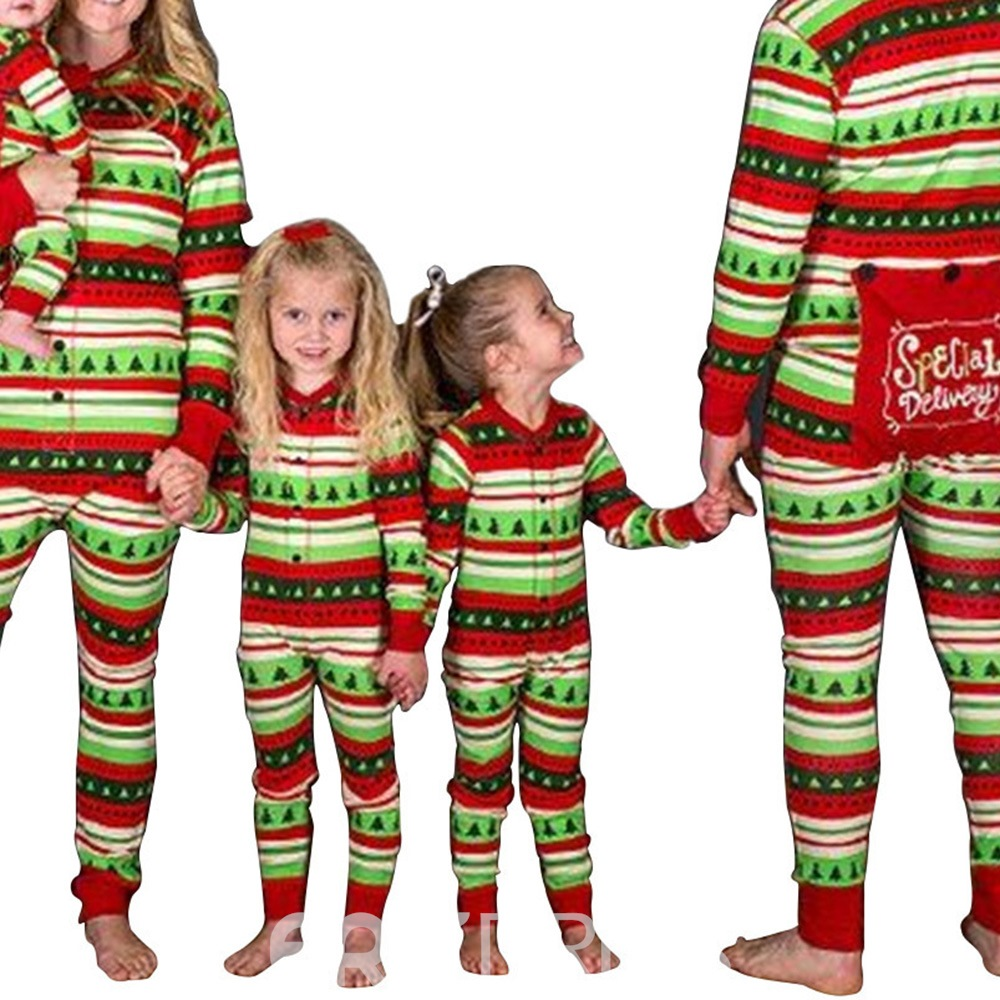 Ericdress Christmas Parent-Child Outfit