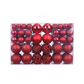 Ericdress Plain Plastic Christmas Decoration Supplies
