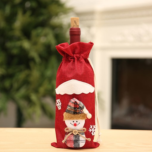 Ericdress Cartoon Cloth Christmas Decoration Accessories Supplies