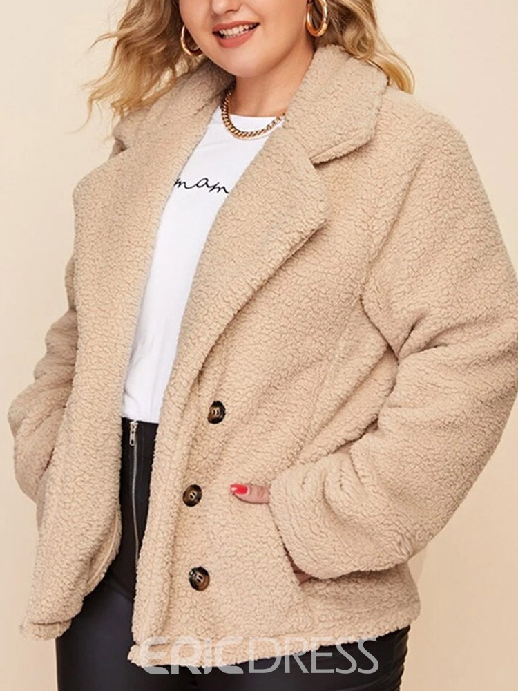 Ericdress Long Sleeve Thin Slim Standard Winter Jacket