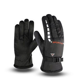 Ericdress Letter Sports Fall Men's Gloves