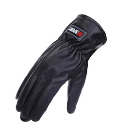 Ericdress Sports Letter Fall Men's Gloves