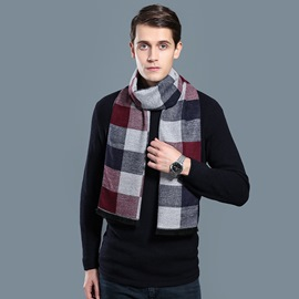 Ericdress Imitation Cashmere Scarf Men's Scarves