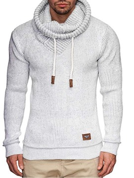 Ericdress Standard European Men's Slim Sweater