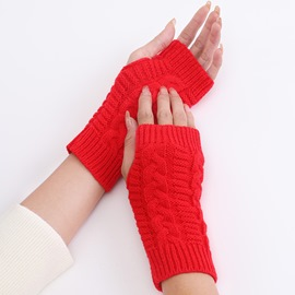 Ericdress Acrylic Plain Fall Gloves