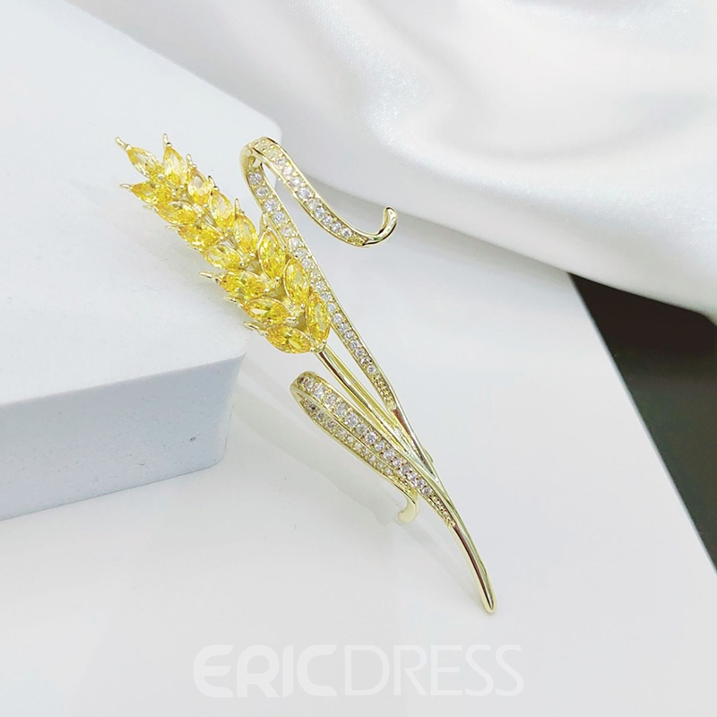 Ericdress Trendy Plant Brooches Brooches