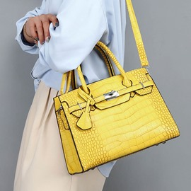Ericdress Thread Alligator PU Tote Bags