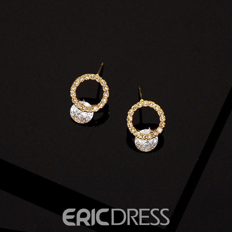 Ericdress Geometric Korean Party Earrings