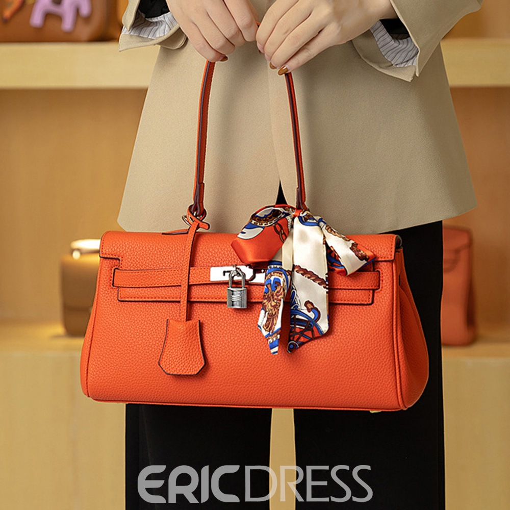 Ericdress Fashion Plain Tote Bags
