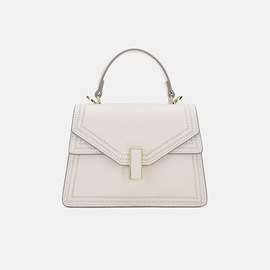 bolsos ericdress pu thread plain crossbody bolsos de mujer