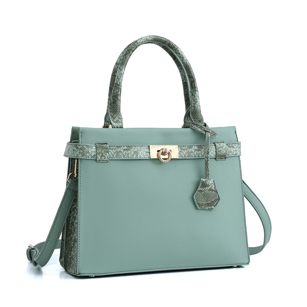 Ericdress PU Serpentine European Trunk Tote Bags
