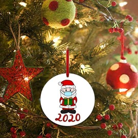 Ericdress Cartoon Christmas Pendant Decoration Supplies