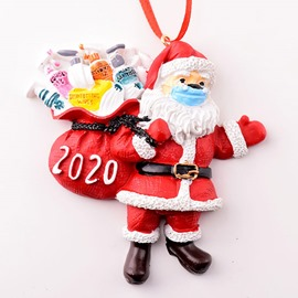 Ericdress Cartoon Resin Christmas Decoration Supplies