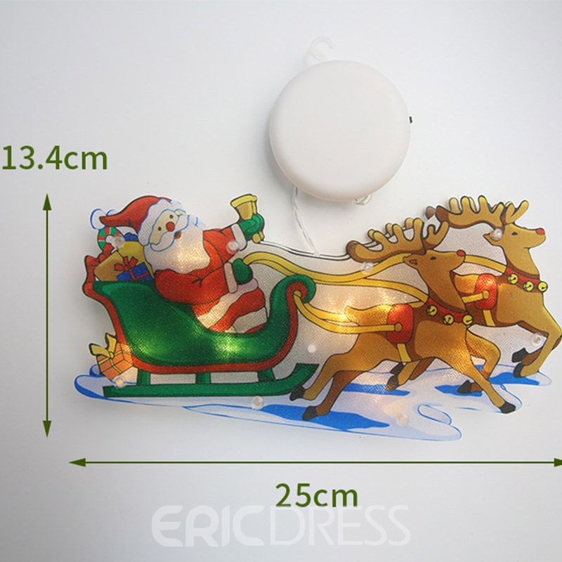 Ericdress Cartoon Christmas Wall Pendant Decoration Supplies