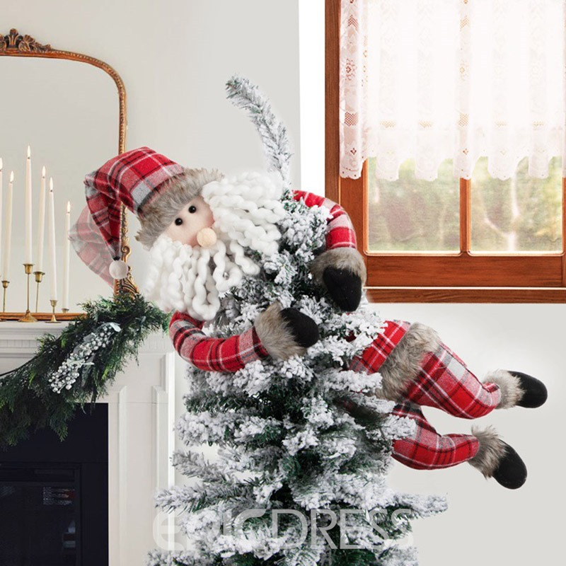 Ericdress Father Christmas Decoration Supplies
