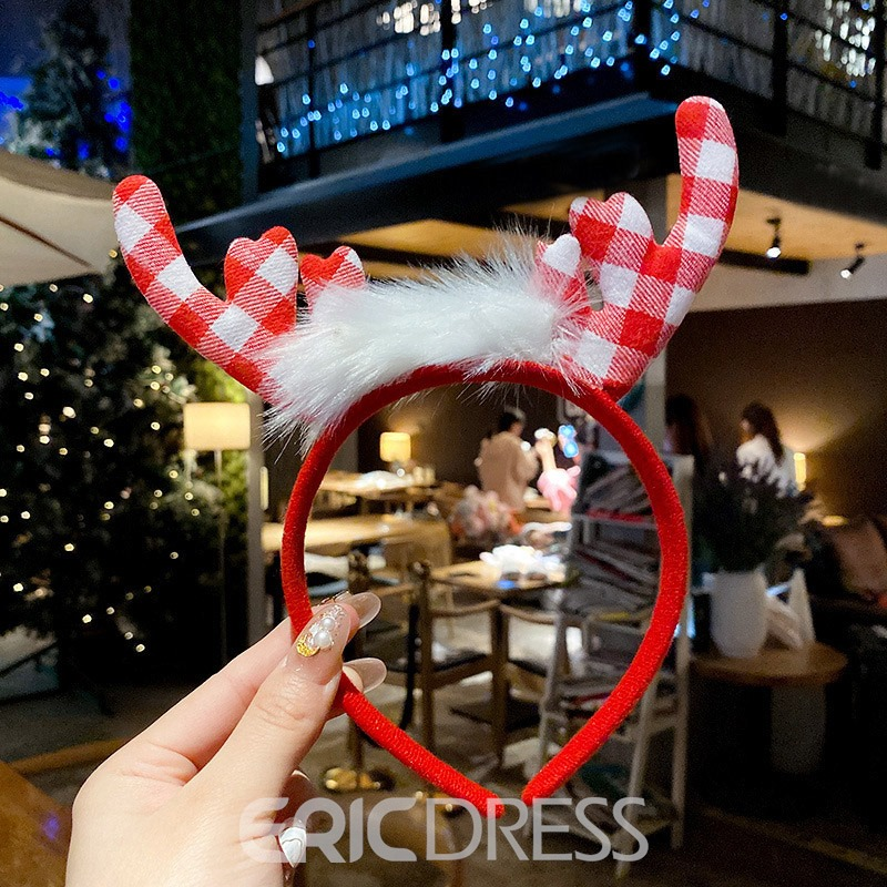 Ericdress Christmas Decoration Bobby Pin Supplies