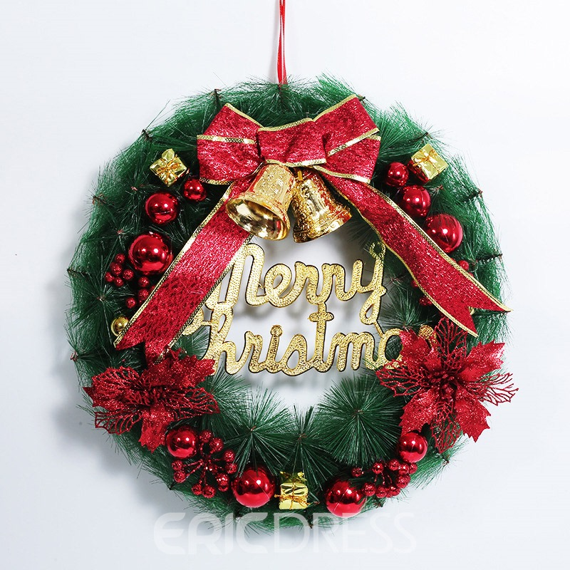 Ericdress Plastic Letter Christmas Decoration Supplies