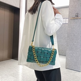 Ericdress Knitted Korean Plain Shoulder Bags