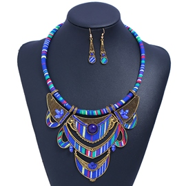 Ericdress Ethnic Geometric Holiday Jewelry Sets
