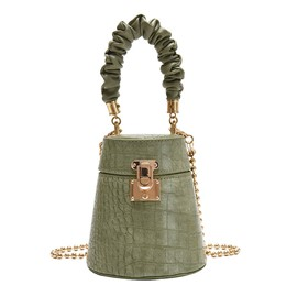 Ericdress Thread Alligator PU Circular Tote Bags