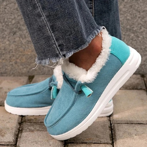 Ericdress Round Toe Slip-On Casual Sneakers