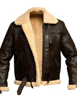Ericdress Lapel Plain Standard England Winter Men's Leather Jacket
