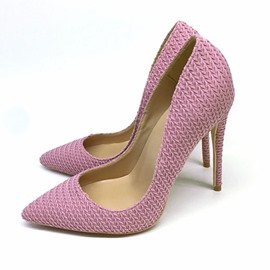 Ericdress Woven Pointed Toe Slip-On Plain Thin Shoes