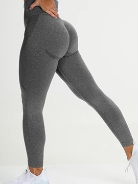 Ericdress Breathable Female Yoga Pants High Waist Tiktok Leggings