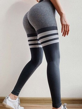 Ericdress Nylon Breathable Female Yoga Pants High Waist Tiktok Leggings